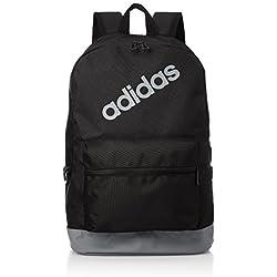 adidas BP Daily Mochila, Hombre, Gris (Carbon Gritre), 24x36x45 cm (W x H x L)