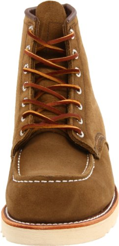 Red Wing Moc Toe, Herren Schnürschuhe Green
