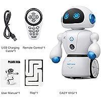 Inteligente Cady Wigi JJRC R6 Mando a Distancia programable USB RC Robot
