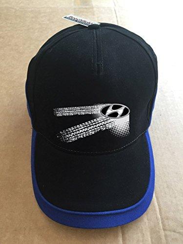 hyundai-auto-logo-unisex-baseball-cap-mutze-c61-sw-blau
