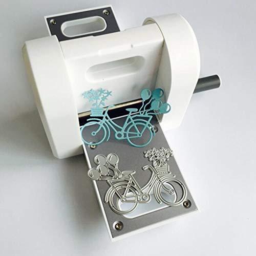 FEIDAjdzf - Troquel de corte manual para manualidades, manualidades, recortes, manualidades, máquina de repujado