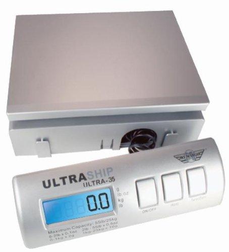 Briefwaage My Weigh Ultraship 35 silber