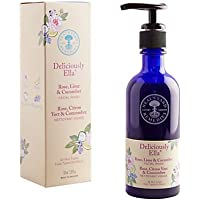 Neal's Yard Deliciously Ella Rose, Lime and Cucumber Facial Wash, 100ml