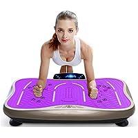Machine Vibration,Power Plate Gym Machine - pour Perdre du Poids et tonifier Le Corps