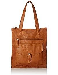 Pieces Pcabby Leather Shopper Noos, Sacs portés épaule