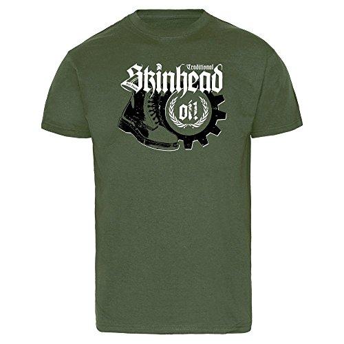 traditional-skinhead-oi-t-shirt-oliv-4xl
