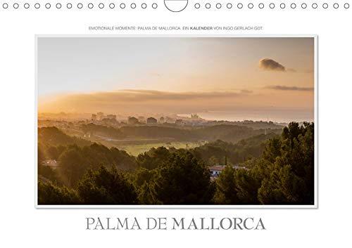 Emotionale Momente: Palma de Mallorca (Wandkalender 2020 DIN A4 quer): Mallorca neu fotografiert und neu gesehen. (Monatskalender, 14 Seiten ) (CALVENDO Orte)