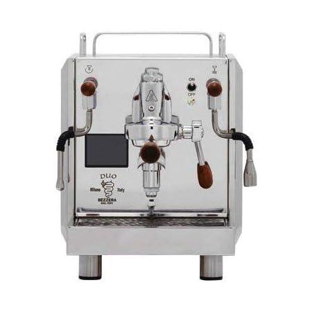 Dualboiler-Espresso Siebträgermaschine Bezzera Duo Top MN