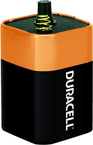Duracel 4LR25 - Pila alcalina de bloque (6 V)