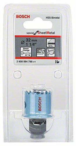 Bosch Professional 2608584788 Scie-Trépan, Blue/Black, 32 mm, 1 1/4