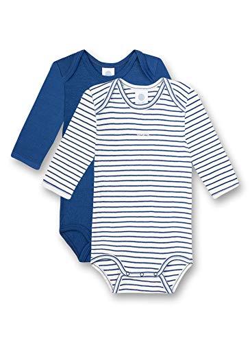 Sanetta Unisex Baby Body Langarm Spieler