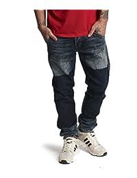 Yakuza Hombres Vaqueros / Vaqueros rectos Straight Fit Jeans
