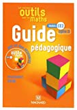 Les nouveaux outils pour les Maths CE2 (cycle 2) Guide Pédagogique + CD ROM - Programme 2016