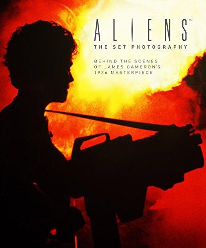 Aliens: The Set Photography por Simon Ward