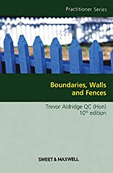 Boundaries, Walls and Fences