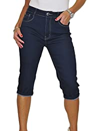 ICE Jeans Femmes Stretch Chino Sheen Jambe étroites