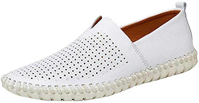 HhGold Chaussures en Toile pour Hommes Chaussures Tout-Aller Chaussures Lofo Confortables... Chaussures Confortables Lazy Confortables... Lofo 11bed2