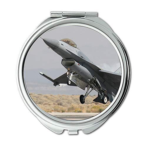 Yanteng Kampfjets, Spiegel, Schminkspiegel, Kampfroboter, Taschenspiegel, tragbarer Spiegel