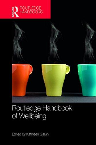 Donde Descargar Libros Routledge Handbook of Well-Being (Routledge Handbooks) Epub Patria