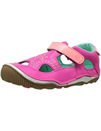 Stride Rite Kids' SR Tech Callie Sandal