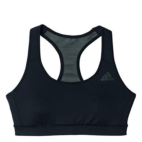 adidas Damen Sport-bh 3-Streifen Racer-Back BLACK