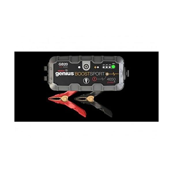 Booster de batería NOCO GB20litio 12V 400A–Noco 010143