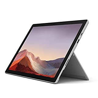 Surface Pro 7 PC Hybride Microsoft 12.3 Platine (Intel Core i5, 8 Go de RAM, 128 Go de SSD) (B07X8NL7MW) | Amazon price tracker / tracking, Amazon price history charts, Amazon price watches, Amazon price drop alerts