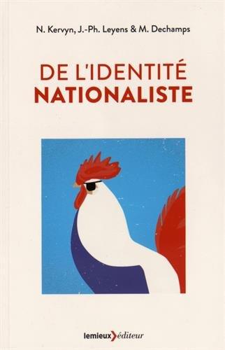 De l'identit nationaliste