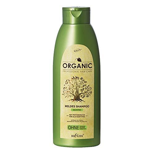 s sulfatfreies Shampoo mit Phytokeratin 500ml, OHNE Farbstoffe, OHNE Parabene, OHNE Silikone ()