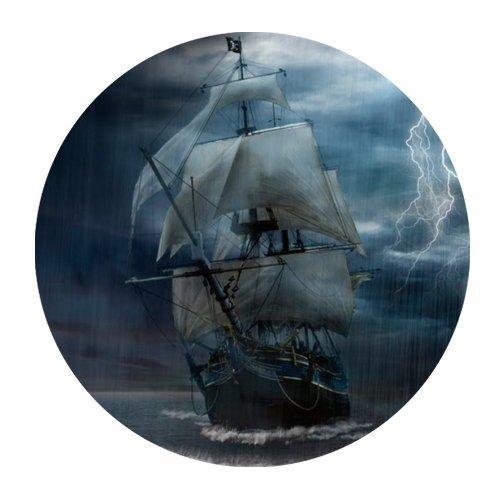 gorgeous-vintage-sailing-pirate-ship-redondo-alfombrilla-de-raton-alfombrilla-de-raton-787-x787