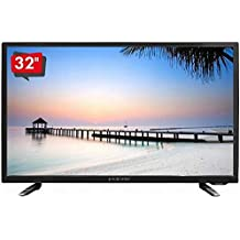 Kevin 81.3 cm (32 Inches) HD Ready LED TV K56U912 (Black)
