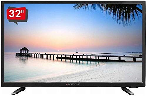 Kevin 80 cm (32 Inches) HD Ready LED TV KN10 (Black)