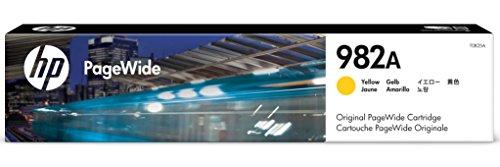 HP T0b25a cartouche d'encre d'origine–Jaune