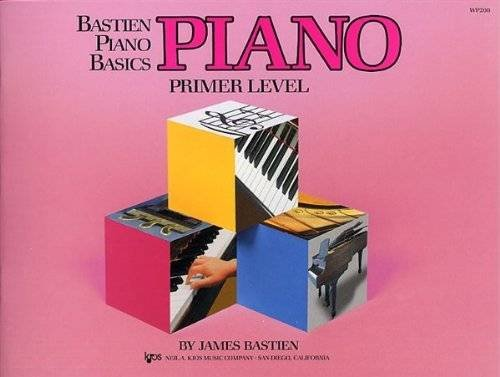 Bastien Piano Basics: Primer (Primer Level, Wp200) por James Bastien