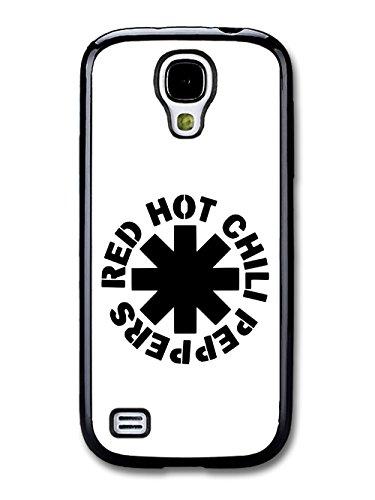 Red Hot Chili Peppers Rock Band RHCP Black Logo hülle für Samsung Galaxy S4 mini