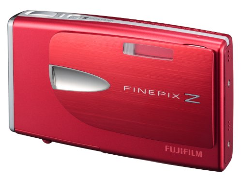 fd Digitalkamera (10 Megapixel, 3-fach opt. Zoom, 6,4 cm (2,5 Zoll) Display) rot ()