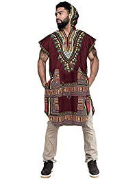 ALIKEEY Mens Hipster Hip Hop African Dashiki Hoodie Pollover Alargada Palangre T Shirt Baloncesto Mujer Mejores Amigas Tallas Grandes Bar