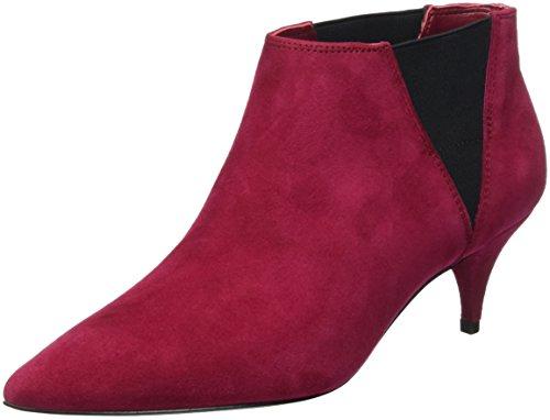 Aldo Vallucci, Bottes Classiques femme Rouge (Bordo/42)