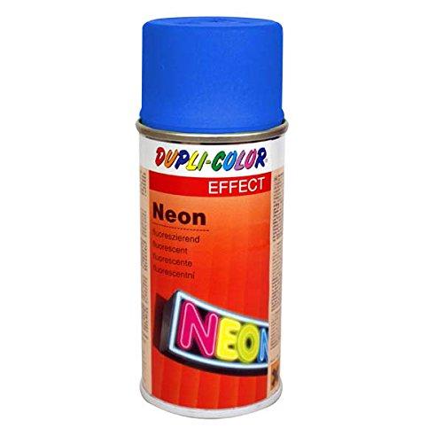 Preisvergleich Produktbild Dupli Color 880612 Deco-Flourescent und Frosty Spray, Neon Blau