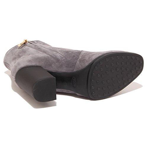 3239P tronchetto TOD'S UP grigio stivaletto donna boot woman Grigio