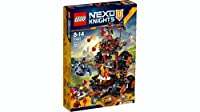 LEGO 70321 Nexo Knights General Magmar Siege Machine of Doom Construction Set