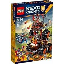 LEGO Nexo Knights - Máquina de asedio infernal del general Magmar (70321)