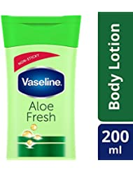 Vaseline Intensive Care Aloe Soothe Body Lotion, 200ml