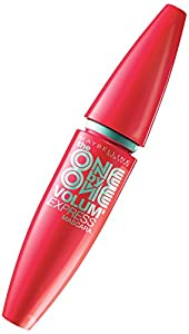 Maybelline Volum' Express One by One Mascara - Very Black