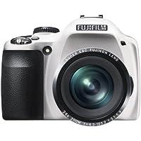 Fujifilm FinePix SL240 Digital Camera - White (14MP, 24x Optical Zoom) 3 inch LCD Screen