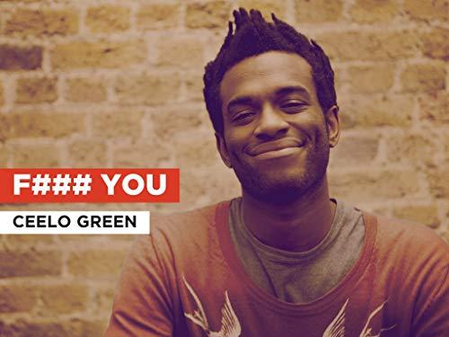 F### You im Stil von CeeLo Green