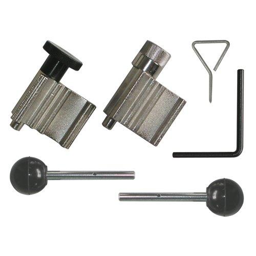 Arretierwerkzeug Satz TDI PD PUMPE DÜSE bei VAG Motoren/Zahnriemen und Motoreinstellwerkzeug 6-tlg. (Motor-Instandsetzung und Zahnriemenwechsel Werkzeug)