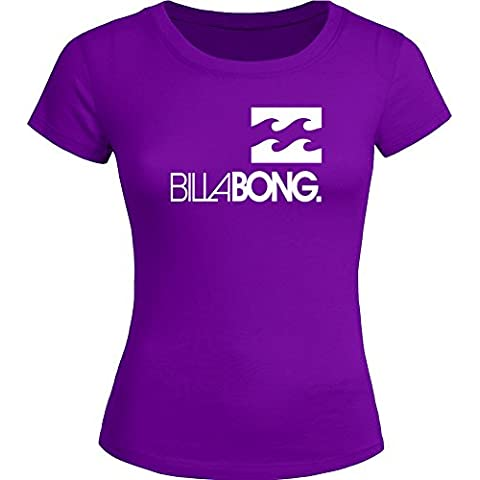 Billabong Inverse For Ladies Womens T-shirt Tee Outlet