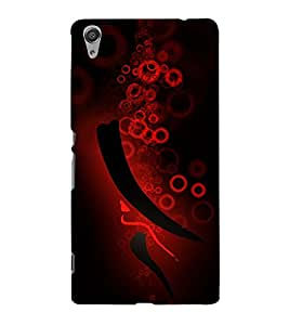 Award for Unknown 3D Hard Polycarbonate Designer Back Case Cover for Sony Xperia C6 Ultra