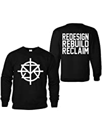 Seth Rollins Rebuild(Back&Front) Herren Damen Kinder Sweat